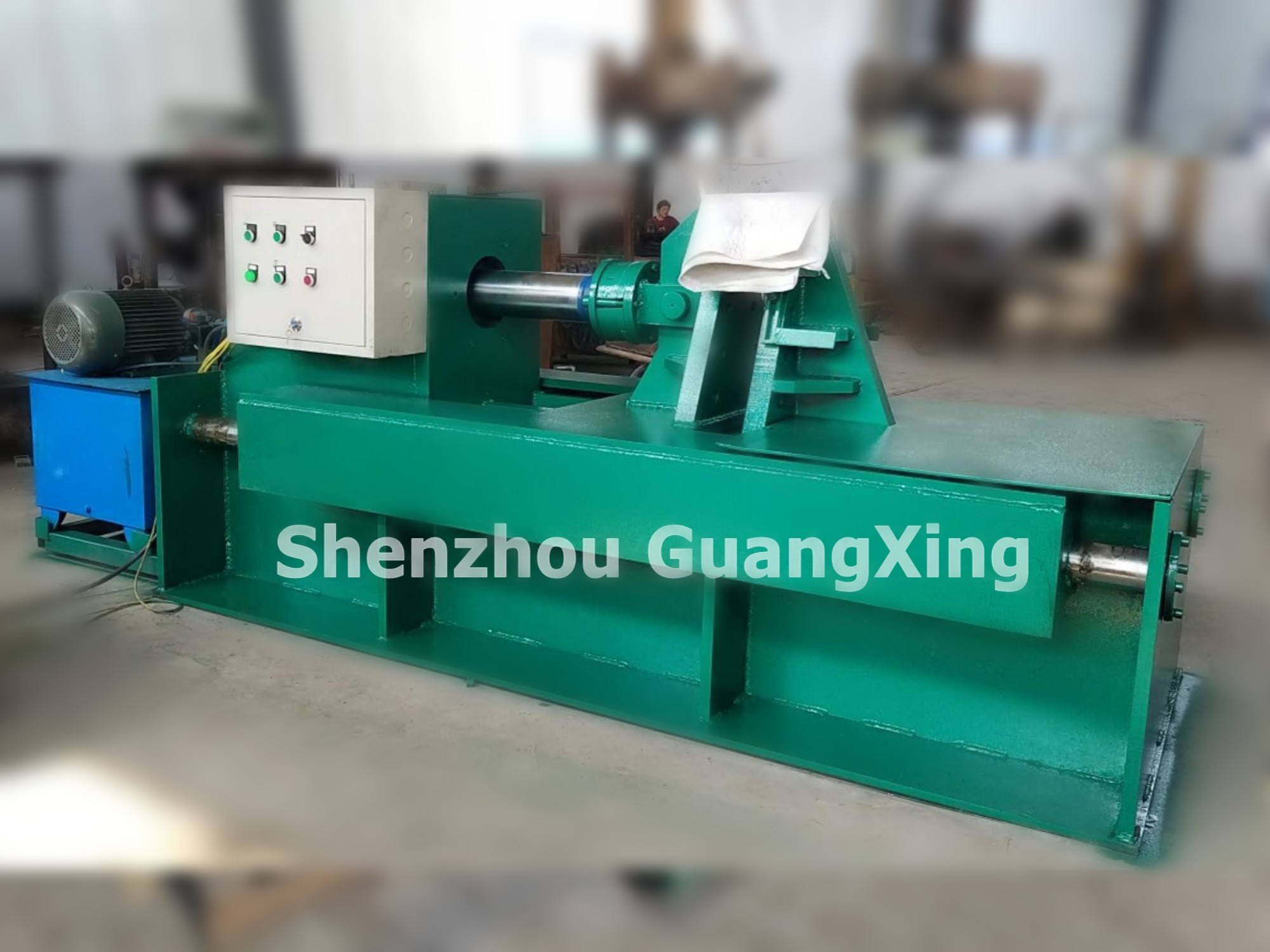 Screw Flight Forming Machine   Chinese Manufacture of Screw